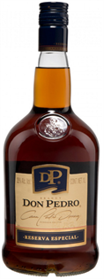 Don Pedro Brandy Reserve Especial 750ml